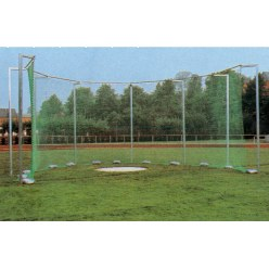 Protective Nets for Hammer and Discus
