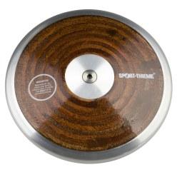 """Sport-Thieme® Konkurrence-Diskos """"Træ"""" 1 kg"""