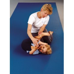 Roll-Up Games and Gym Mat