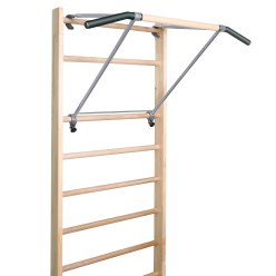 "Sport-Thieme Wall Bars with ""Premium"" Pull-Up Bar"