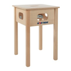 "Sport-Thieme Exercise Stool ""Solid"" Height: 45 cm"
