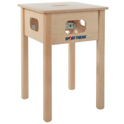 "Sport-Thieme® ""Solid"" Exercise Stool Height: 45 cm"