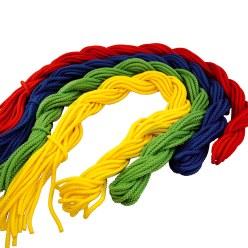 Set of 40 Sport-Thieme® Gym Ropes