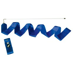 Sport-Thieme® Competition Gymnastics Ribbon Cornflower blue, Girls, 5 m long