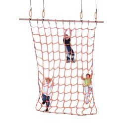 Climbing Net for Gymnastics Rings