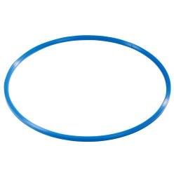 "Sport-Thieme Gymnastikreifen ""Kunststoff"" Blau , ø 80 cm"