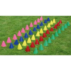 Set of Marking Cones, 7.5 cm