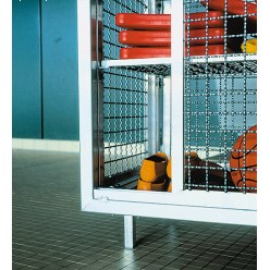 Pool Wire Storage Trolley