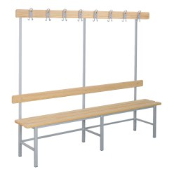 "Sport-Thieme® Changing Room Bench ""Style B"""