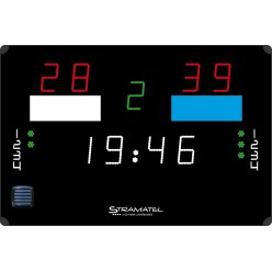 """Stramatel """"452 PS 900"""" Water Polo Scoreboard"""