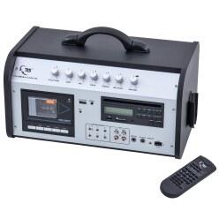 """TLS® Combibox """"VoiceMaker Combi XL Rec"""" 2. Wahl"""