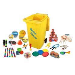 Sport-Thieme® Games Bin with Contents