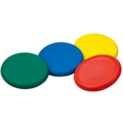 "Sport-Thieme® ""Soft"" Throwing Disc Set"