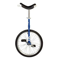 "OnlyOnle® ""Outdoor"" Unicycle 16-inch, 28 spokes, red"