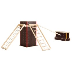 Cube Sports Parkour Adventure Set I""