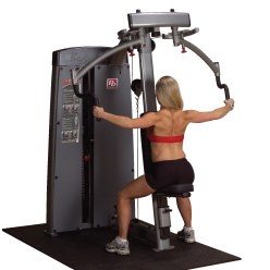"Body-Solid ""Pro Dual"" Butterfly and Reverse Butterfly Machine"
