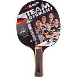 "Butterfly Tischtennisschläger ""Team Germany Spirit"""