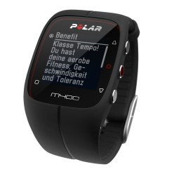 "Polar® Herzfrequenzmesser ""M400 HR"" (inkl. H7 Bluetooth Brustgurt) White"