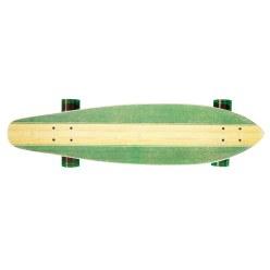 """Streetsurfing® Longboard Kicktail """"Infinity Green"""""""