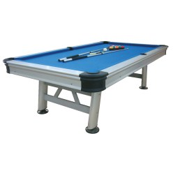 "Automaten Hoffmann ""Garden Outdoor Aluminium"" Pool Table"