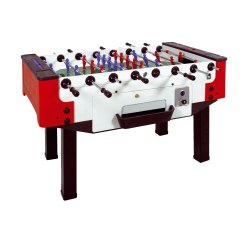 """Storm Outdoor F-3"" Football Table with Coin Operation"