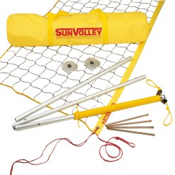 "SunVolley ""LC 600"" Beach Volleyball Set"