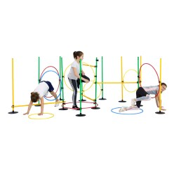 Kindergarten Kombi Obstacle Set