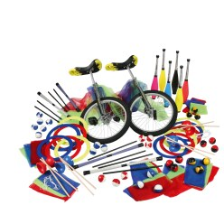 Large Juggling Set