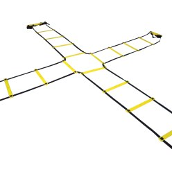 """Sport-Thieme Koordinationsleiter  """"Agility"""" 4 m, Einzel-Leiter"""