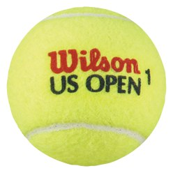 "Wilson Tennisbälle ""US Open"""