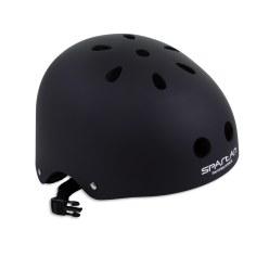 Skaterhelm Black