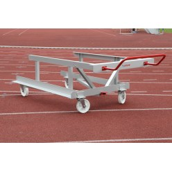 Polanik Hurdle Trolley for Competition Hurdles