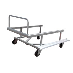 Polanik Hürdenwagen für Trainingshürden