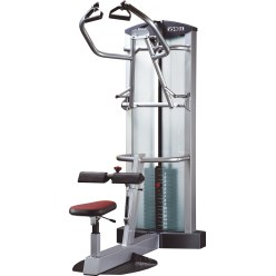 "Schnell®""3D"" Lat Pull-Down Machine"