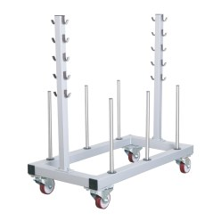 Sport-Thieme® Mobile Barbell Rack