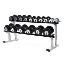 Sport-Thieme Double Storage Rack for Dumbbells