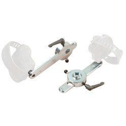 Ergo-Fit® Adjustable Pedal Arms