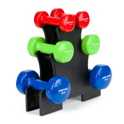 Sport-Thieme Vinyl Dumbbell Set