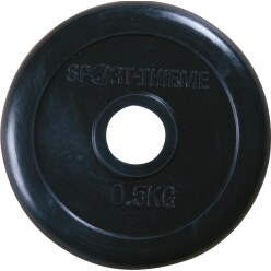 Sport-Thieme Rubber-Coated Weight Disc