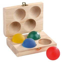 Sport-Thieme® Set of Physio Balls in a Box