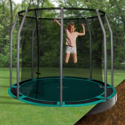 Inground Bodentrampolin