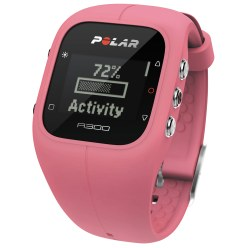 "Polar® ""A300"" Heart Rate Monitor Pink, A300 HR"