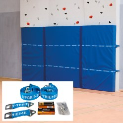 Sport-Thieme Lockable Climbing Wall Protection