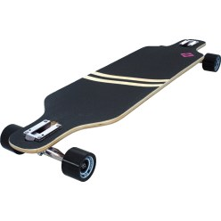 """Streetsurfing® Longboard Freeride """"Stripes"""""""