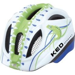 "KED Fahrradhelm ""Meggy Reptile"""