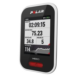 Polar® Fahrradcomputer V650 Ohne HR