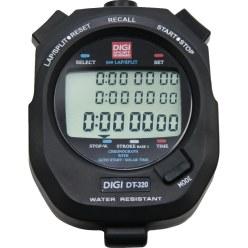 """DT-320"" DIGI Stopwatch"