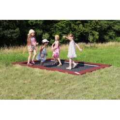 "Hally-Gally® Mini-Trampolin ""2000"""