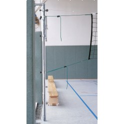 Sport-Thieme® Hook-In Volleyball Posts
