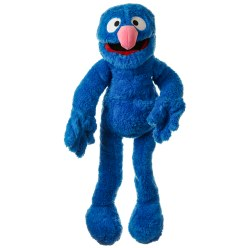 Sesame Street Hand Puppet Cookie Monster